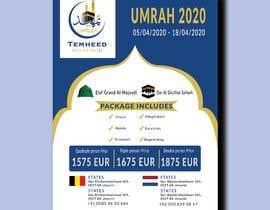 #27 pentru new Flyer for Umrah 2020 de către barnitashil