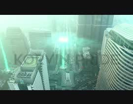 nº 8 pour Add VFX -------10 second video-------- Film-------- Cinema------- Add blue beams of light par KorvinPride