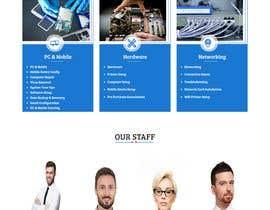 #40 pentru Website Design - Technical Support Services de către poroshsua080