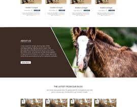 #84 for equinesocial.com redesign by dipankarmaikap77