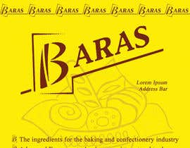 #22 para Packaging Design for Baras company por plesua