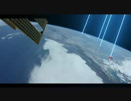 #1 pentru Cinema  --------- Add many tiny little blue explosions   ------  NASA footage  ---- Add VFX to this shot de către suechi