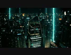 #17 for Film ----------- Add Fire and Smoke and blue beams to this city shot ------ VFX --------  Cinema ------- 10 seconds af Wikkan
