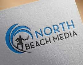 #61 for Design a Logo for North Beach media af AbidAliSayyed