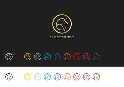 #189 for Logo Design for Chloe Vasco by ivegotlost