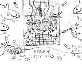 #10 para Illustrate a holiday card por sengnirane