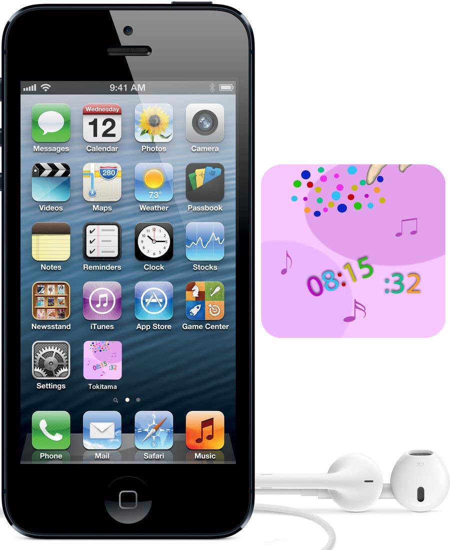 Bài tham dự cuộc thi #18 cho Icon Design for Our iPhone app