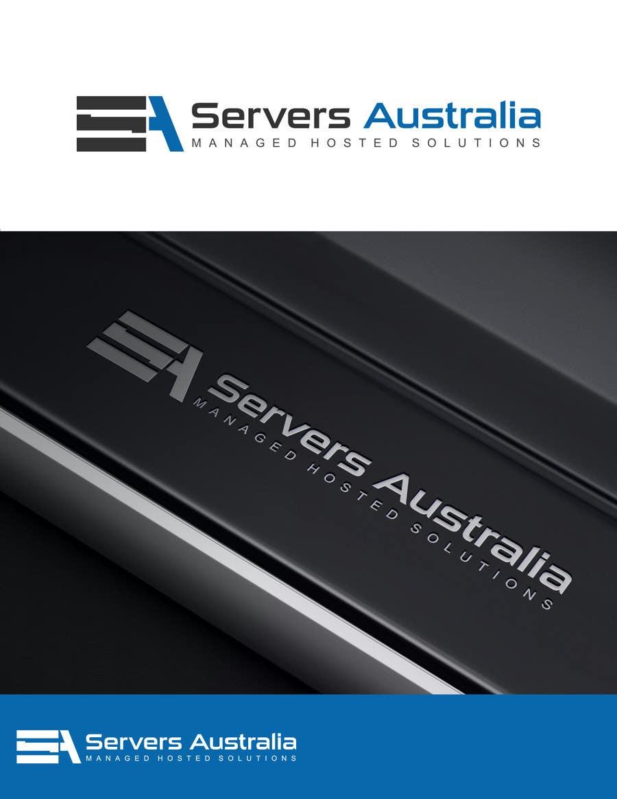 Konkurrenceindlæg #100 for Logo Design for Servers Australia