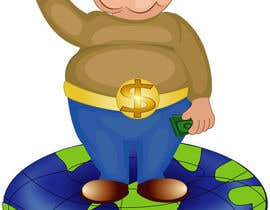 nº 25 pour 2D Fatty Boy. Modernize Character for Logo. 3D Required in Second Phase par qshahnawaz