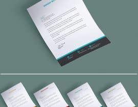 #155 for Letterhead design af maxpressinfotech