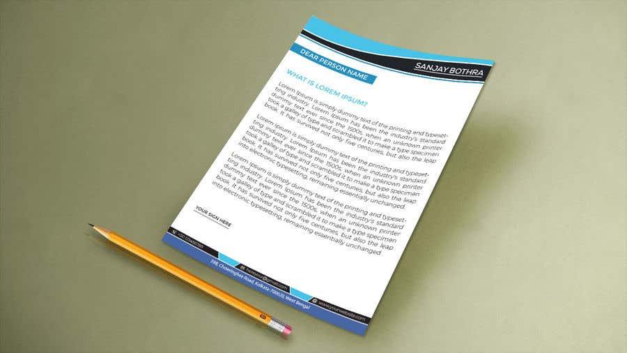 Konkurrenceindlæg #                                        15                                      for                                         Letterhead design