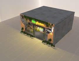 #68 untuk Organic food store interior design oleh shensh