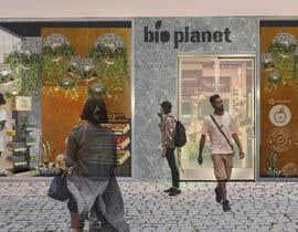 #64 для Organic food store interior design от gaurimore