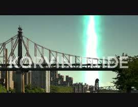 KorvinPride tarafından Film --------- 8 second video -------- Add VFX ------- Add Blue beams to this shot için no 10