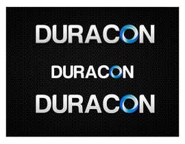 #166 for Logo Design for Duracon af YogNel