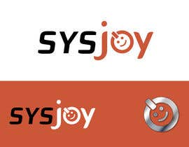 #66 para Logo Design for Sysjoy por alfonself2012