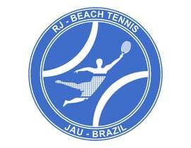 #24 for logo RJ BEACH TENNIS JAÚ by ovojir