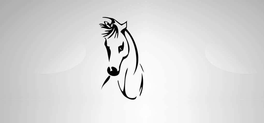Konkurrenceindlæg #                                        30                                      for                                         Graphic Design for a unique Horse Statue.