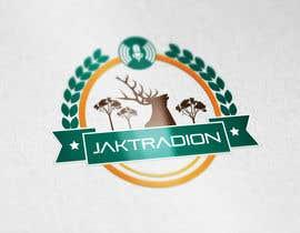#42 untuk Bespoke Logo Design for Podcast about Hunting oleh zskconcepts