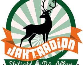#40 untuk Bespoke Logo Design for Podcast about Hunting oleh Zsuska