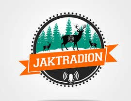 #44 untuk Bespoke Logo Design for Podcast about Hunting oleh nyomandavid