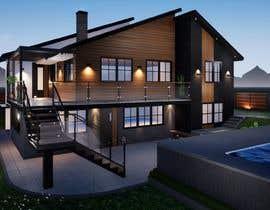 Nro 61 kilpailuun Makeover - House / Facade with Swimming Pool & Garden käyttäjältä wildandihas
