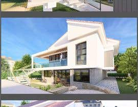 #50 для Makeover - House / Facade with Swimming Pool & Garden от faisolfuady