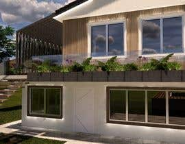 Nro 4 kilpailuun Makeover - House / Facade with Swimming Pool & Garden käyttäjältä emolla14