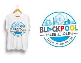 #17 for Tee Design for Fun Run in Blackpool by SalmaHB95