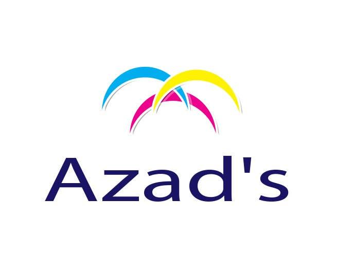 Penyertaan Peraduan #148 untuk Logo Design for Azad's