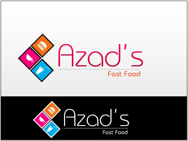 Penyertaan Peraduan #37 untuk Logo Design for Azad's