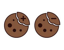 #18 cho Create 2 SVG icons for website in shape of cookie bởi bojan33