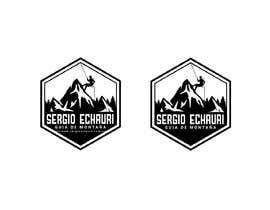 #107 para Diseño de logo para guía de montaña de estefano1983