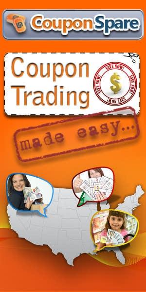Konkurrenceindlæg #                                        20                                      for                                         Banner Ad Design for Coupon Trading