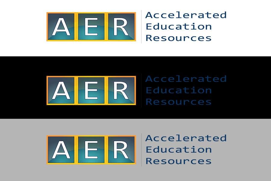 Penyertaan Peraduan #                                        14                                      untuk                                         Logo Design for Accelerated Education Resources