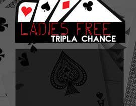 #4 para Projetar um Banner for Poker Tournament Ladies Free por fbioardevol