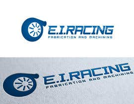 #56 for Logo Design for Ei Racing by zulfibd08