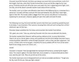 nº 39 pour Super Hero backstory par NatalieWINS