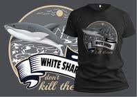 Graphic Design Kilpailutyö #114 kilpailuun Graphic Design for Endangered Species - Great White Shark