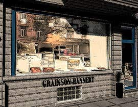 #17 for draw a store from a picture af alaakhater1
