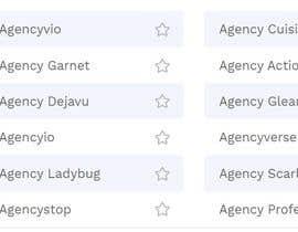 #141 cho Marketing Agency Web Address bởi ashraful34