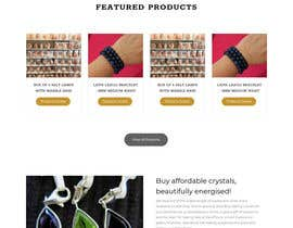 #16 for Design Home Page, Category Pages and Product Pages for new website by mani1990dce
