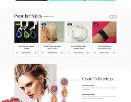 #2 for Design Home Page, Category Pages and Product Pages for new website by Shouryac