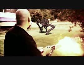 #12 pentru Add Sound and FX ------ 10 second clip  ------------ Add gun shots ----------- Monster scene  ---------  Film de către Wikkan