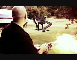 #11 pentru Add Sound and FX ------ 10 second clip  ------------ Add gun shots ----------- Monster scene  ---------  Film de către mohammadabdur999