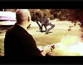 #16 pentru Add Sound and FX ------ 10 second clip  ------------ Add gun shots ----------- Monster scene  ---------  Film de către vetriyad