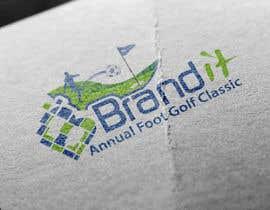 #31 для Brandit Annual Foot Golf logo от Nishat1994