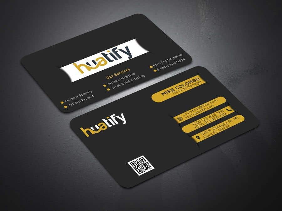 Contest Entry #60 for Namecard Design