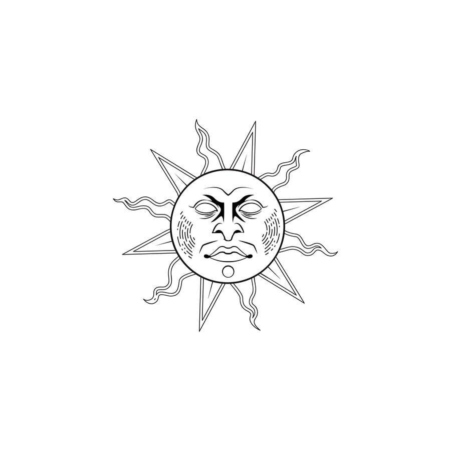 Contest Entry #18 for Logo Image, The SUN GOD