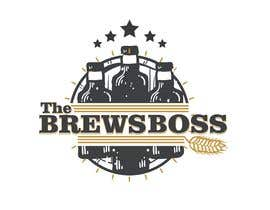 #17 for @thebrewsboss logo by BiancaMB